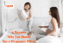 6 Reasons Why You Should Use a Pregnancy Pillow