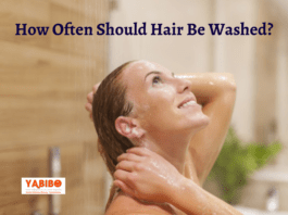 How Often Should Hair Be Washed?