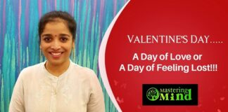Valentine's Day... A Day of Love or A Day of Feeling Lost!!!