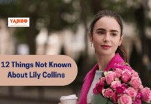 12 Things Not Known About Lily Collins