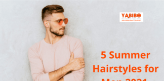 5 Summer Hairstyles for Men 2021