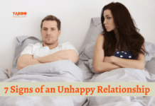 7 Signs of an Unhappy Relationship