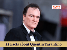 22 Facts about Quentin Tarantino