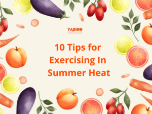 10 Tips for Exercising In Summer Heat 300x225 - 10 Tips for Exercising In Summer Heat