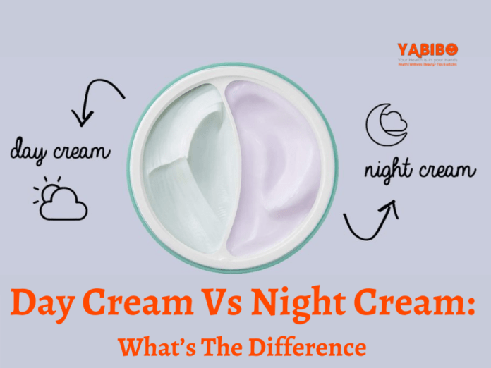 Day Cream Vs. Night Cream: What's The Difference