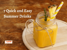 7 Quick and Easy Summer Drinks