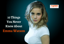 10 Things You Never Knew About Emma Watson