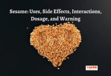 Sesame: Uses, Side Effects, Interactions, Dosage, and Warning