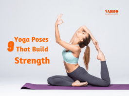 9 Yoga Poses That Build Strength
