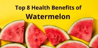 Top 8 Health Benefits of Watermelon