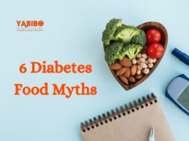 6 Diabetes Food Myths