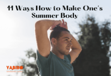11 Ways How to Make One's Summer Body