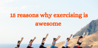 15 reasons why exercising is awesome