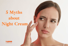 5 Myths about Night Cream