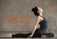 6 Yoga Asanas to Help Burn Belly Fat