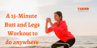 A 15-Minute Butt and Legs Workout to do anywhere
