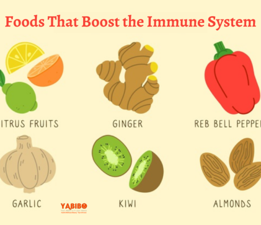 10 Foods That Boost the Immune System