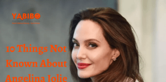 10 Things Not Known About Angelina Jolie