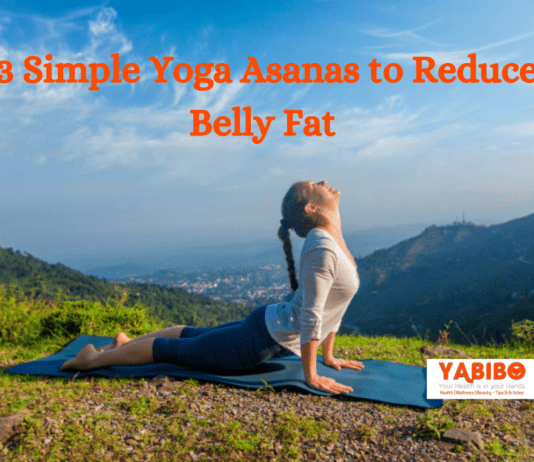 3 Simple Yoga Asanas to Reduce Belly Fat