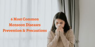 6 Most Common Monsoon Diseases Prevention & Precautions