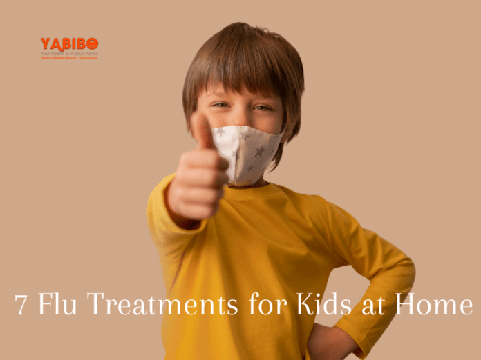7 Flu Treatments for Kids at Home