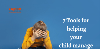 7 tools for helping your child manage anxiety