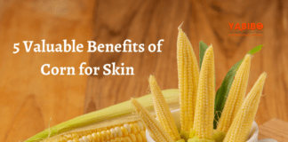 5 Valuable Benefits of Corn for Skin