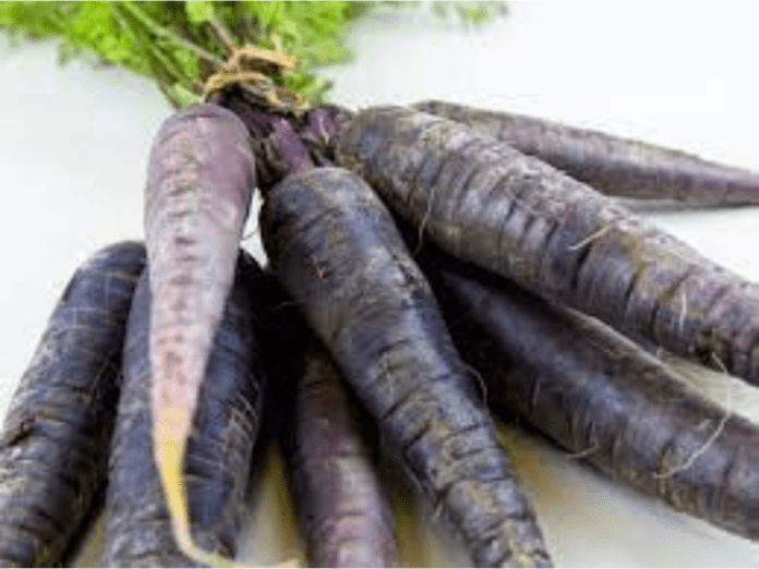 5 Benefits of black carrots