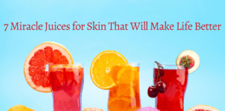 7 Miracle Juices for Skin That Will Make Life Better