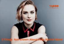 5 Things Not Known About Evan Rachel Wood