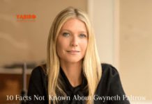 10 Facts Not Known About Gwyneth Paltrow